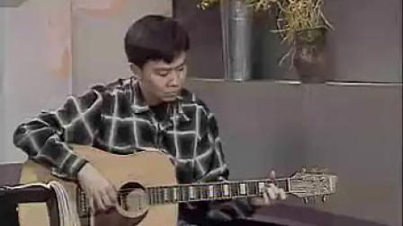 【DR吉他网】刘天礼吉他视频教学68---《我本善良》