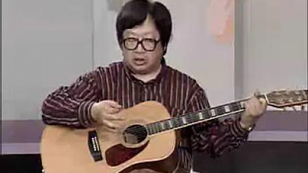 【DR吉他网】刘天礼吉他视频教学99---打节奏要领