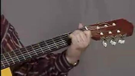 【DR吉他网】刘天礼吉他视频教学95---按弦练习方法