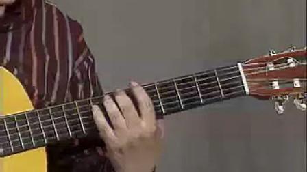 【DR吉他网】刘天礼吉他视频教学97---泛音调弦法