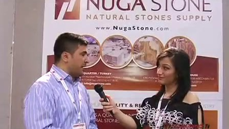 Stonecontact in USA Coverings Stone Fair  3