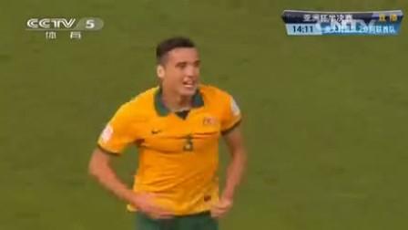 [亚洲杯]半决赛:澳大利亚2-0阿联酋