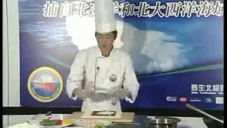 野生北极虾寿司