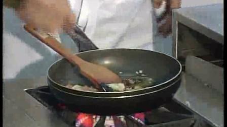 北极虾海鲜炒饭