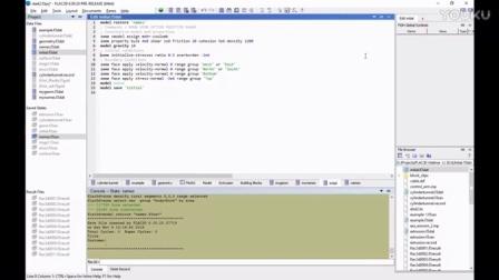 FLAC3D 6 Introductory Webinar