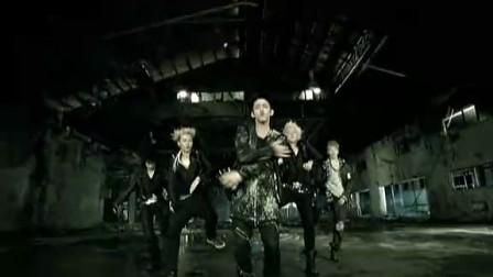 Super Junior 二辑 MV Dont Don