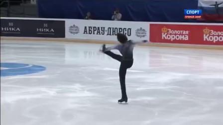 Adian PITKEEV SP - 2016 Russian Nationals