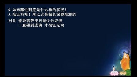 佛说无量寿经 第十一讲(智圆法师.讲授)