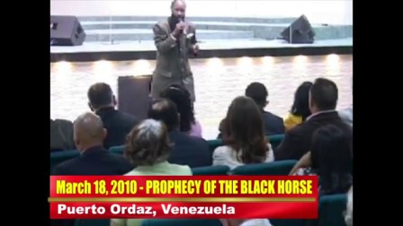 THE PROPHESIED APOCALYPTIC BLACK HORSE REVEALED-HD