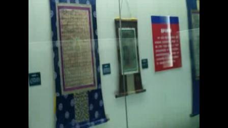 藏传佛教唐卡展览