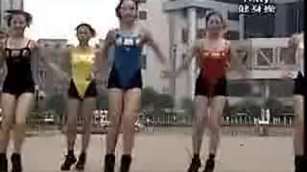 美女健身操4