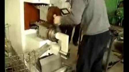 刹车蹄滚焊机