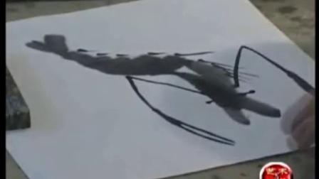 (5)葛士群教画虾22分