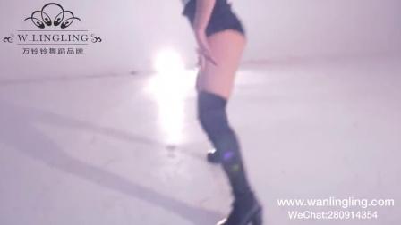 【万铃铃舞蹈品牌】最好的爵士舞培训  爵士舞蹈教练培训  成人爵士舞班--seven抖臀舞