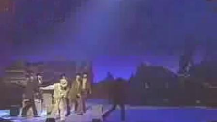 KATTUN早期为光一伴爆笑牛仔舞