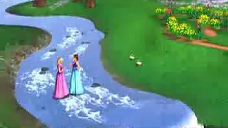 芭比之钻石城堡主题歌曲