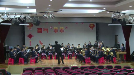 《号手志愿者》上海市嘉定区封浜小学