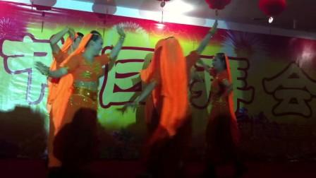 超劲爆搞笑印度舞年会表演节目