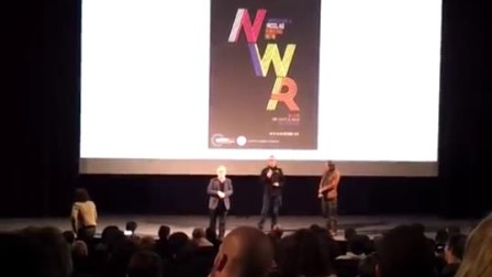Festival lumière 2015_ Nicolas Winding Refn and Mads Mikkelsen