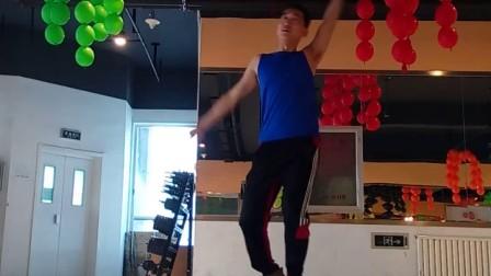 蔡雨洋  拉丁舞练习   萨瓦迪卡南征北战   唐人街探案片尾曲