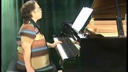 钢琴速成教程两只老虎钢琴谱
