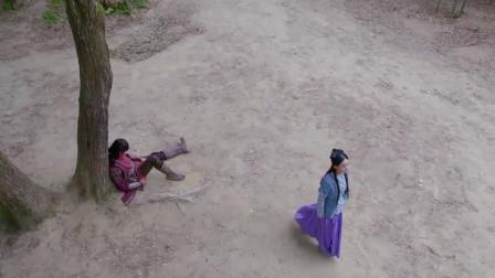 赵丽颖分会迎#蜀山战纪# 第二季(YY配音版):瘦身or鸡腿