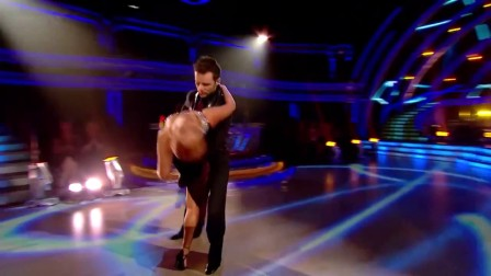 Harry Judd & Aliona Vilani - Argentine Tango - Strictly Come Dancing 2011 - Week