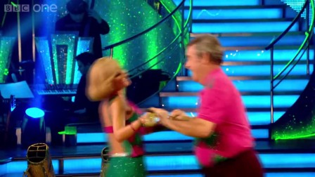 Tony Jacklin & Aliona Charleston to 'It Don't Mean A Thing' - Strictly Come Danc