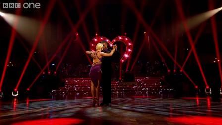 Simon Webbe & Kristina Argentine Tango to 'El Tango De Roxanne'- Strictly Come D