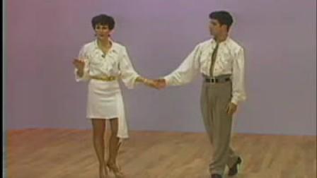 恰恰舞教学(16)纽约步