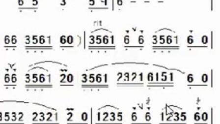 中级第12课B 傣乡情哥葫芦丝 蓝色的香巴拉 合伴奏