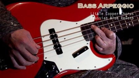 One Control - Crimson Red Bass Preamp feat. 根岸孝旨