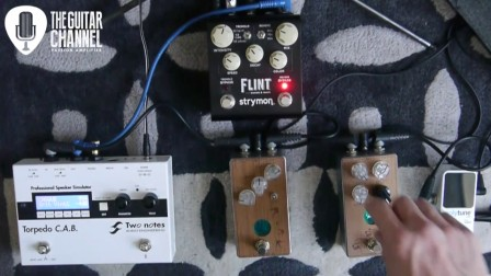 Pedal Review - Utopia (delay) and Cerberus (overdrive) from Anasounds