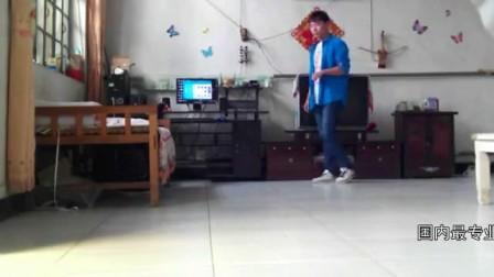 鬼步舞曲鬼步舞花式滑步教学霹雳舞八神鬼步