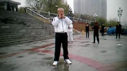 中老年太极健身操