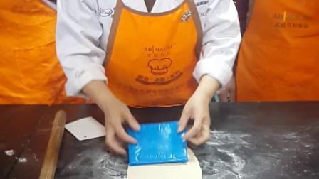 西点师中级-清酥 酥皮制作