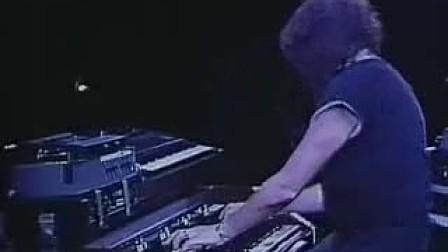 Deep Purple- Difficult to cure-1985年巴黎演唱会
