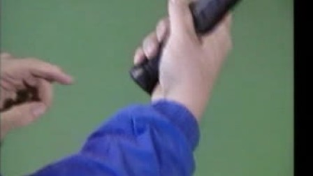 教你打网球 基本握拍法