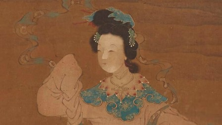 Chinese beauty from Tang to Qing | 中国丽人:从唐到清