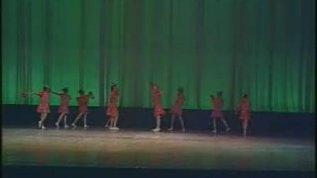 舞蹈之乡-幼儿舞蹈-群舞-手绢花