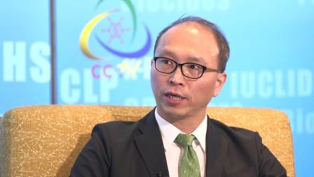 Interview on developments in Taiwan