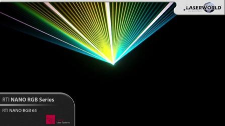 RTI NANO RGB Series - RTI NANO RGB 65 - RTI NANO RGB 100 - Laserworld (大美光电)