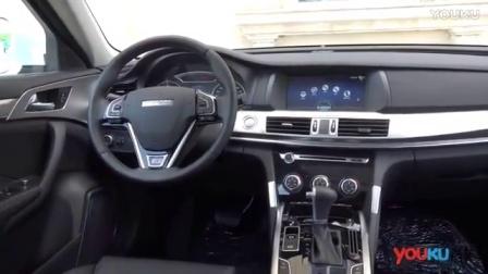 新车零距离:配置动力都给力 试驾哈弗H7 2.0T_汽车报价20167