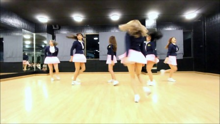 【风车·Cover】泰国少女舞团制服热舞GFriend《Rough》MV
