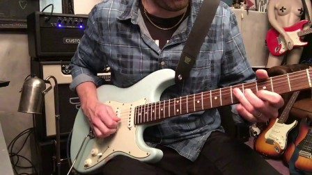 One Control stacked pedal video