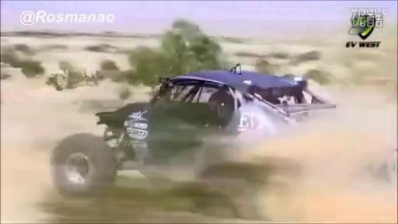 Insane Electric Off-Road 4x4 Race Car Baja TT_汽车之家价格测评测20167