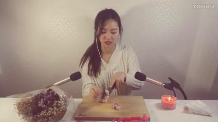 【韩国吃播】苏纳suna吃纳果冻棉花糖篇(ASMR)