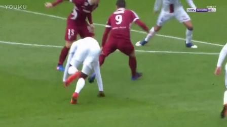 曼杰克纱布miss 里昂0-0梅斯