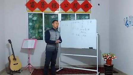 """""""把握今天,放眼未来!""""___ 上饶笛箫馆艺术培训中心2017第一堂公开课。"""