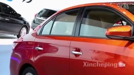 新车评第一现场2013上海车展——丰田全新威驰_汽车报价20167